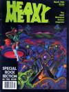 Heavy Metal: Volume 5 #12 Comic Books - Covers, Scans, Photos  in Heavy Metal: Volume 5 Comic Books - Covers, Scans, Gallery