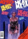 Heavy Metal: Volume 8 #12 Comic Books - Covers, Scans, Photos  in Heavy Metal: Volume 8 Comic Books - Covers, Scans, Gallery