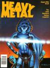 Heavy Metal: Volume 8 #5 Comic Books - Covers, Scans, Photos  in Heavy Metal: Volume 8 Comic Books - Covers, Scans, Gallery