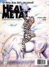 Heavy Metal: Volume 9 #7 Comic Books - Covers, Scans, Photos  in Heavy Metal: Volume 9 Comic Books - Covers, Scans, Gallery