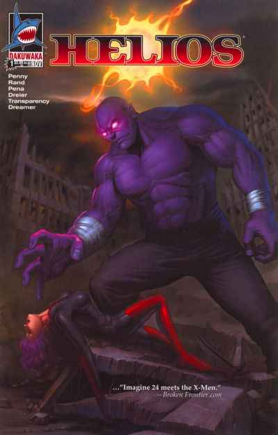 Helios #1 Comic Books - Covers, Scans, Photos  in Helios Comic Books - Covers, Scans, Gallery