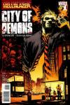 Hellblazer: City of Demons Comic Books. Hellblazer: City of Demons Comics.