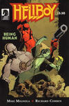 Hellboy: Being Human comic books