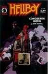 Hellboy: Conqueror Worm Comic Books. Hellboy: Conqueror Worm Comics.