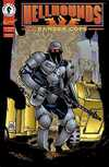Hellhounds: Panzer Cops comic books