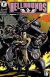 Hellhounds: Panzer Cops #5 comic books for sale