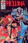 Hellina: Heart of Thorns #2 Comic Books - Covers, Scans, Photos  in Hellina: Heart of Thorns Comic Books - Covers, Scans, Gallery
