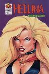 Hellina: Kiss of Death #1 comic books - cover scans photos Hellina: Kiss of Death #1 comic books - covers, picture gallery