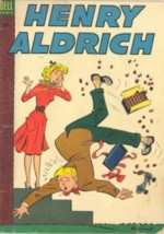 Henry Aldrich Comics #18 Comic Books - Covers, Scans, Photos  in Henry Aldrich Comics Comic Books - Covers, Scans, Gallery