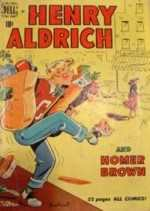 Henry Aldrich Comics #2 Comic Books - Covers, Scans, Photos  in Henry Aldrich Comics Comic Books - Covers, Scans, Gallery