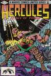 Hercules #1 comic books for sale