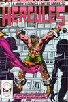 Hercules #3 comic books - cover scans photos Hercules #3 comic books - covers, picture gallery
