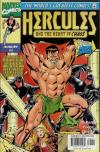 Hercules: Heart of Chaos comic books