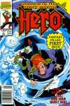 Hero comic books