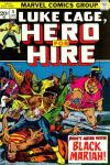 Hero for Hire #5 Comic Books - Covers, Scans, Photos  in Hero for Hire Comic Books - Covers, Scans, Gallery