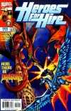 Heroes for Hire #14 Comic Books - Covers, Scans, Photos  in Heroes for Hire Comic Books - Covers, Scans, Gallery