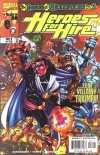 Heroes for Hire #16 comic books - cover scans photos Heroes for Hire #16 comic books - covers, picture gallery