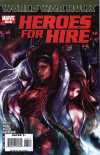Heroes for Hire #13 comic books - cover scans photos Heroes for Hire #13 comic books - covers, picture gallery