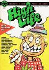 High Life Comic Books. High Life Comics.