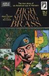High Shining Brass # comic book complete sets High Shining Brass # comic books