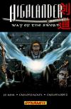 Highlander: Way of the Sword comic books