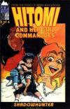 Hitomi and her Girl Commandos #3 Comic Books - Covers, Scans, Photos  in Hitomi and her Girl Commandos Comic Books - Covers, Scans, Gallery