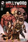 Hollywood Zombie Apocalypse Comic Books. Hollywood Zombie Apocalypse Comics.