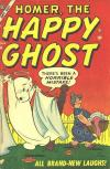 Homer The Happy Ghost comic books