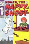 Homer The Happy Ghost #3 Comic Books - Covers, Scans, Photos  in Homer The Happy Ghost Comic Books - Covers, Scans, Gallery