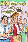 Honeymooners #2 comic books - cover scans photos Honeymooners #2 comic books - covers, picture gallery