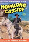 Hopalong Cassidy #54 Comic Books - Covers, Scans, Photos  in Hopalong Cassidy Comic Books - Covers, Scans, Gallery