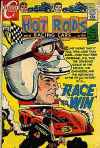 Hot Rods and Racing Cars #104 comic books for sale