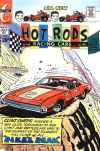 Hot Rods and Racing Cars #115 comic books for sale