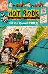 Hot Rods and Racing Cars #88 comic books for sale