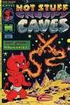 Hot Stuff Creepy Caves comic books