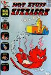 Hot Stuff Sizzlers #22 comic books for sale