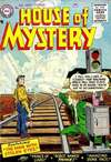 House of Mystery #47 Comic Books - Covers, Scans, Photos  in House of Mystery Comic Books - Covers, Scans, Gallery