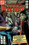 House of Mystery #303 comic books - cover scans photos House of Mystery #303 comic books - covers, picture gallery