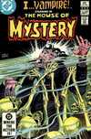 House of Mystery #308 comic books - cover scans photos House of Mystery #308 comic books - covers, picture gallery