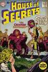 House of Secrets #36 Comic Books - Covers, Scans, Photos  in House of Secrets Comic Books - Covers, Scans, Gallery