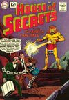 House of Secrets #52 comic books - cover scans photos House of Secrets #52 comic books - covers, picture gallery