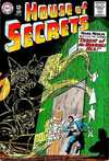 House of Secrets #64 comic books - cover scans photos House of Secrets #64 comic books - covers, picture gallery