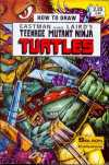 How to Draw Teenage Mutant Ninja Turtles comic books