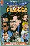 Howard Chaykin's American Flagg #8 comic books - cover scans photos Howard Chaykin's American Flagg #8 comic books - covers, picture gallery