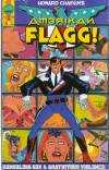 Howard Chaykin's American Flagg #9 comic books - cover scans photos Howard Chaykin's American Flagg #9 comic books - covers, picture gallery