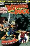 Howard the Duck #1 comic books - cover scans photos Howard the Duck #1 comic books - covers, picture gallery