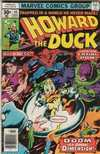 Howard the Duck #10 comic books - cover scans photos Howard the Duck #10 comic books - covers, picture gallery