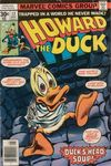 Howard the Duck #12 comic books - cover scans photos Howard the Duck #12 comic books - covers, picture gallery