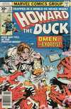 Howard the Duck #13 comic books - cover scans photos Howard the Duck #13 comic books - covers, picture gallery