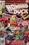 Howard the Duck #14 comic books - cover scans photos Howard the Duck #14 comic books - covers, picture gallery